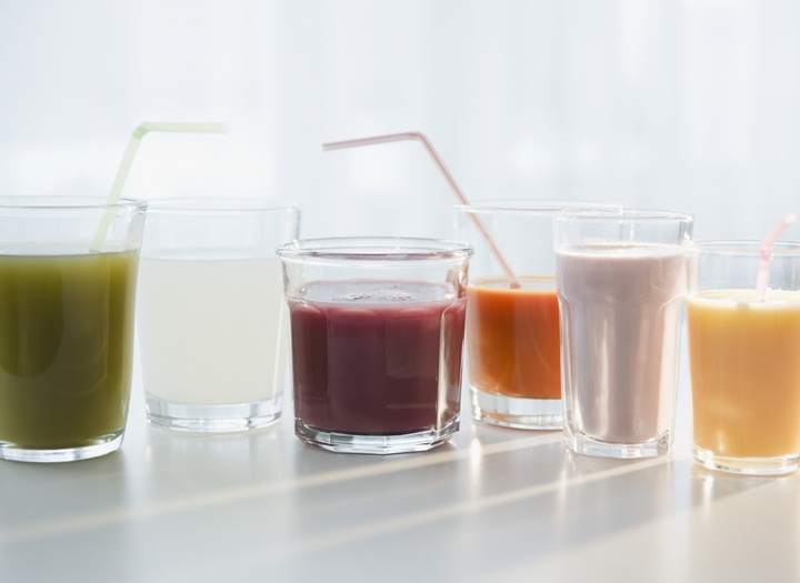 The Standard Spa's Juice Cleanse + Wellness Program.