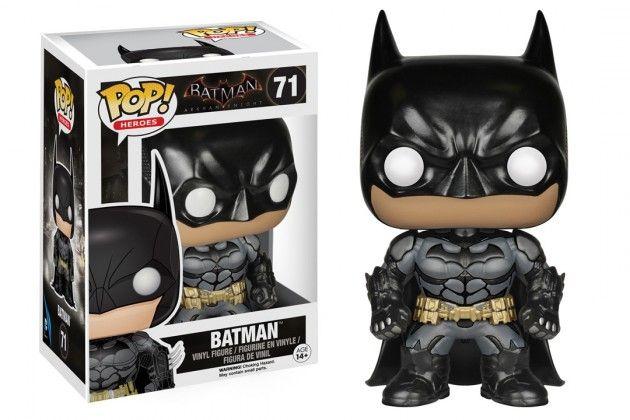 Batman Arkham Knight Funko Pop Batman