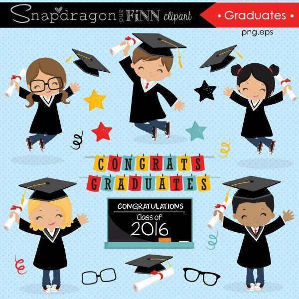 Graduates Clipart