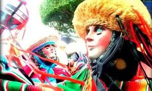 Maski i tańce czyli religijne fiesty ludowe w Meksyku