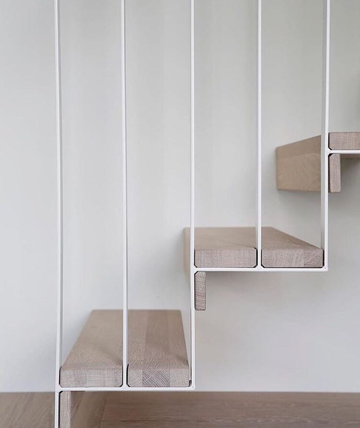 "2,816 Likes, 55 Comments - Talitha Bainbridge | ZWEI (@zweidesign) on Instagram: ""Beautiful staircase detail by the very talented @nyfeltogstrand"""
