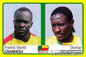 Franck David Gnanhoui/Oumar Tchmogo (Benin)