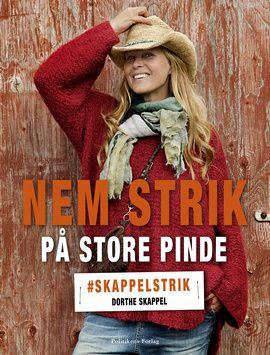 Skappelstrik er i dag et fænomen i Norge. I denne bog har Dorthe Skappel samlet alle sine populære opskrifter, som alle er topmoderne og superenkle at gå til.
