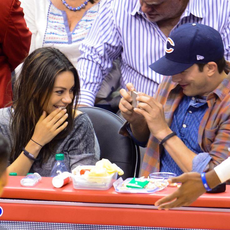 Mila Kunis and Ashton Kutcher Are Expecting. Depressing :/