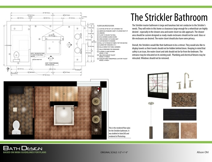 Interior Design Portfolio By Alison Ohl At Coroflot