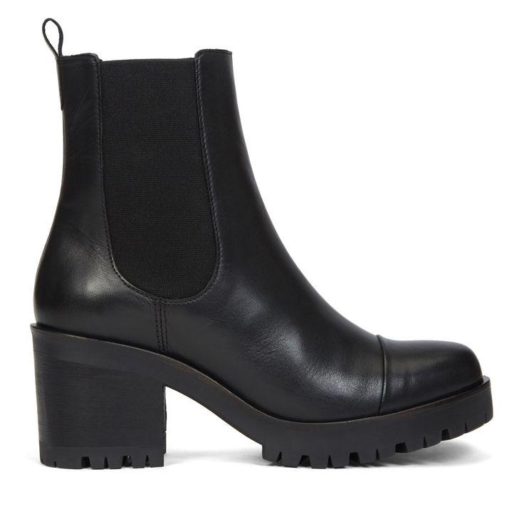 Women's Alex Colby Black Boot