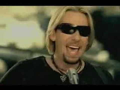 Carlos Santana and Chad Kroeger - Into the Night. Christopher turns this on whenever he wants me to get up and dance with him.