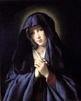 #santidelgiorno Vergine Addolorata