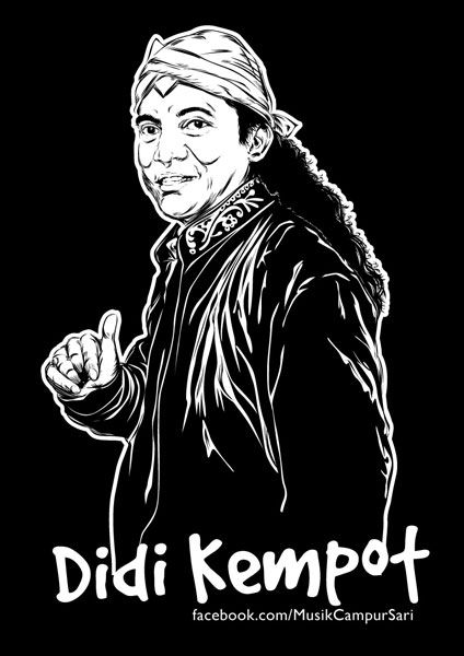Didi Kempot - Campursari by astayoga.deviantart.com on @DeviantArt