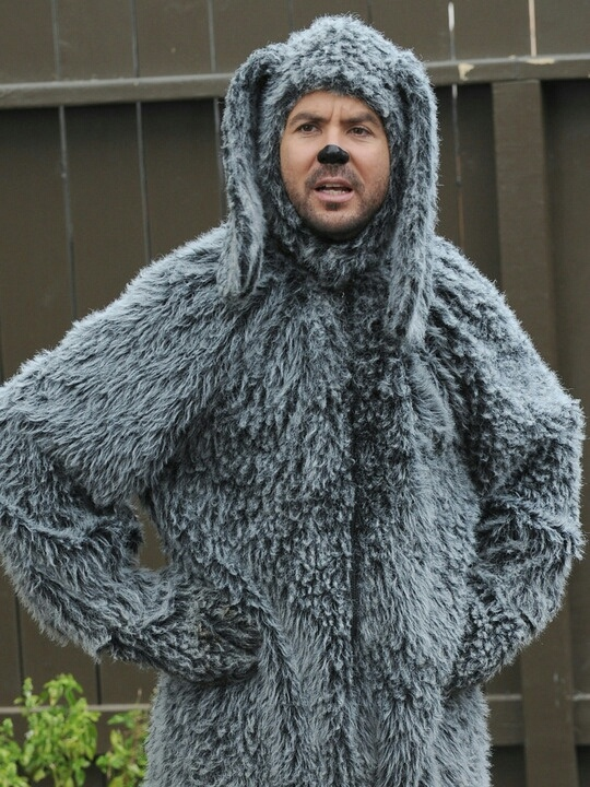 wilfred // costume idea