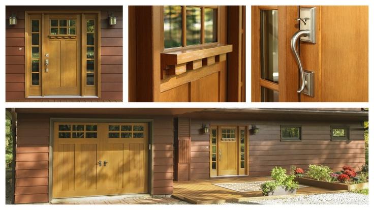 228 Best Craftsman Door Styles Amp Accessories Images On