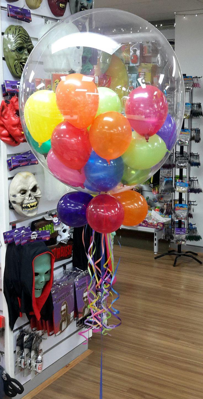 Gorgeous Gumball Balloon