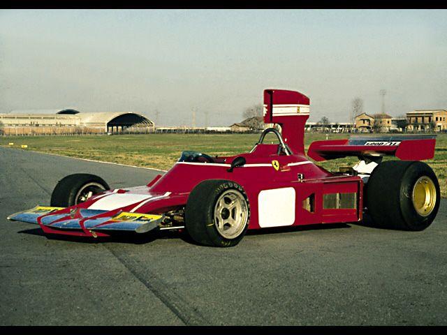 Ferrari 312 B3 - 1974