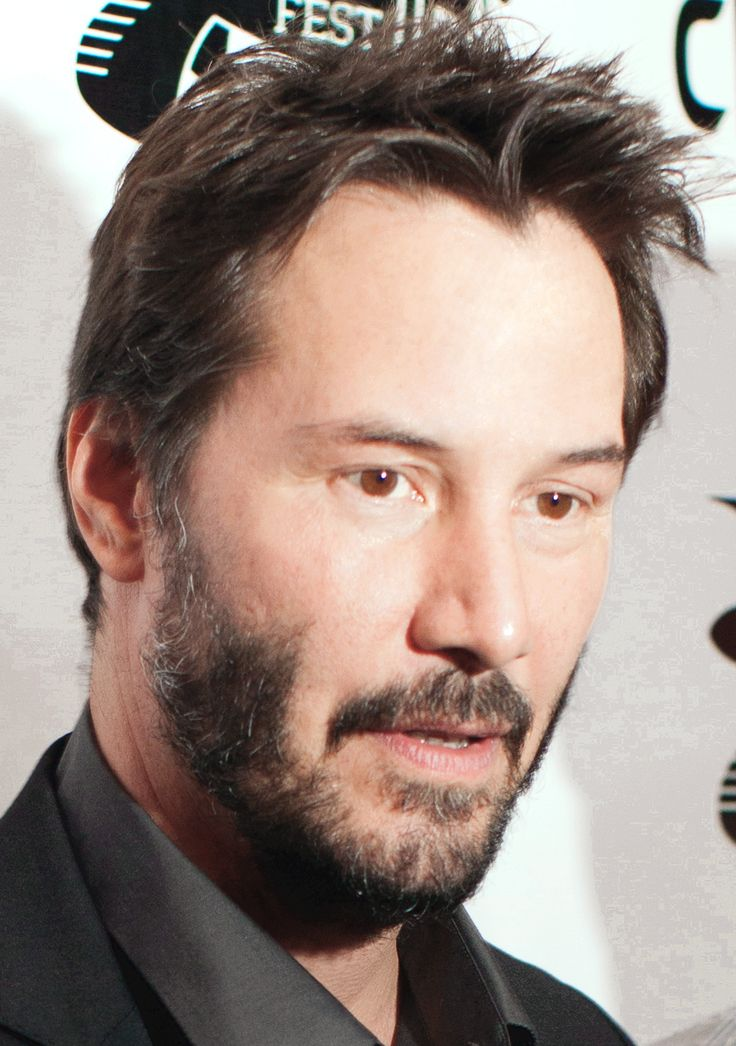 Keanu Reeves unveils first 'Replicas' movie trailer at New York Comic Con