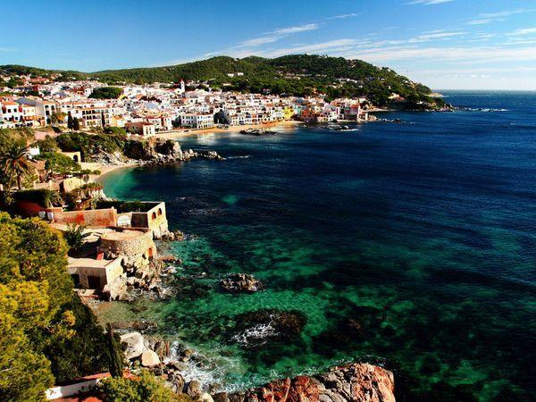 Costa Brava,Spain