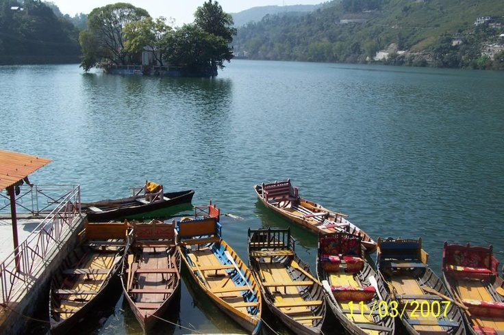 bhimtal-boating