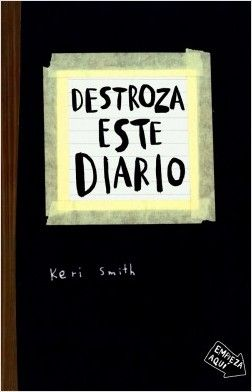 Destroza este diario | Planeta de Libros