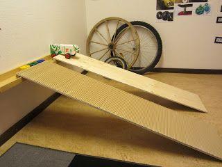 Bäckens teknikresa: Hjulet!
