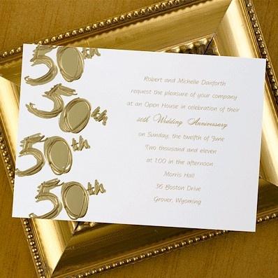 63 best Wedding Anniversary Invitations images on Pinterest