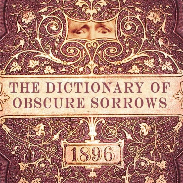 The Dictionary of Obscure Sorrows is a compendium of invented words written by John Koenig. Each original definition aims to fill a hole in the language—to g...