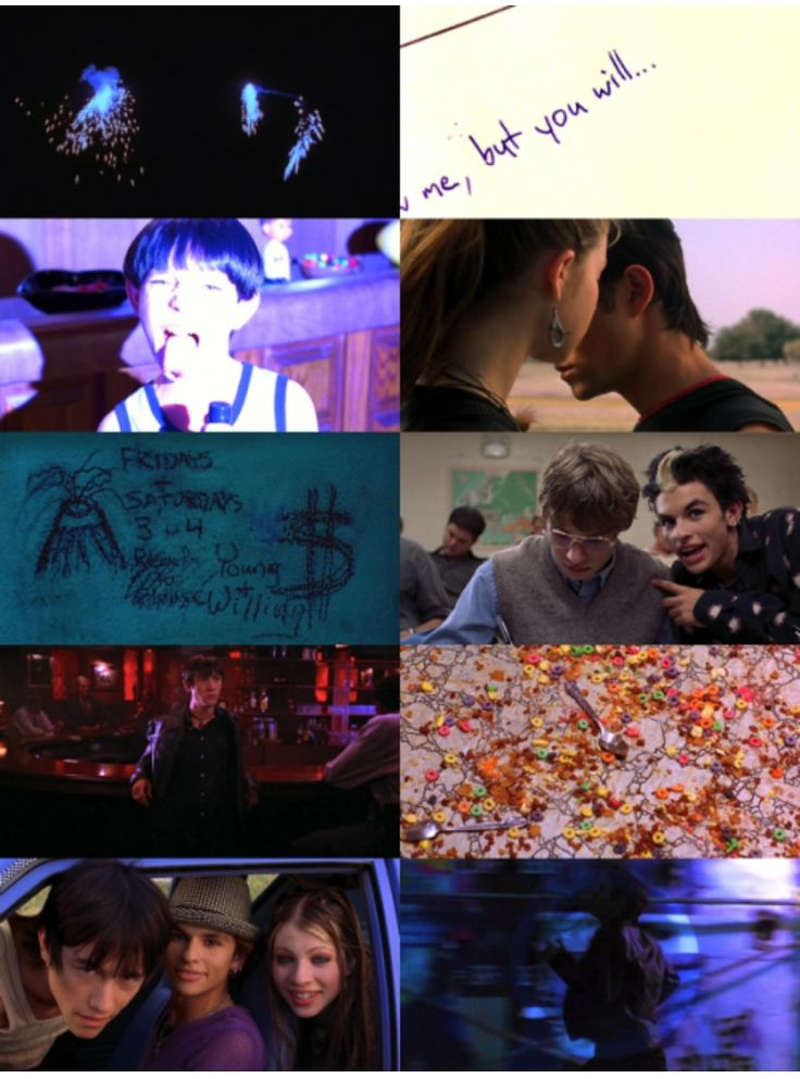 The summer I was 8 years old, five hours disappeared from my life. Five hours. Lost. Gone without a trace. - Mysterious Skin