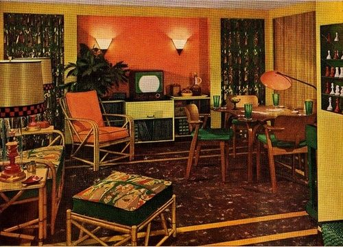 Atomic Age Interior Design