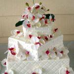 nice 50 Cute and Creative Pillow Wedding Cake  https://viscawedding.com/2017/07/17/50-cute-creative-pillow-wedding-cake/
