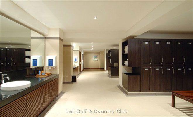 Bali Golf And Country Club Interior Design Bali Lockers
