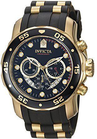 Reloj deportivo Invicta 6981 con cronógrafo pro diver