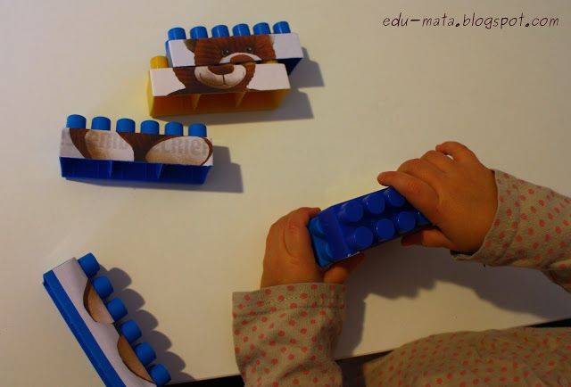 edu-mata, DIY toy, home made toy, home made puzzle, zabawki DIY