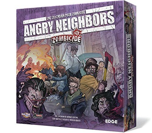 !!!!!NOEL 5 !!!!!  https://www.amazon.fr/Edge-UBIZC06-Soci%C3%A9t%C3%A9-Zombicide-Neighbors/dp/B00XHMC3SU/ref=sr_1_fkmr0_1?ie=UTF8&qid=1480796363&sr=8-1-fkmr0&keywords=zombicide+angry+neigtbor
