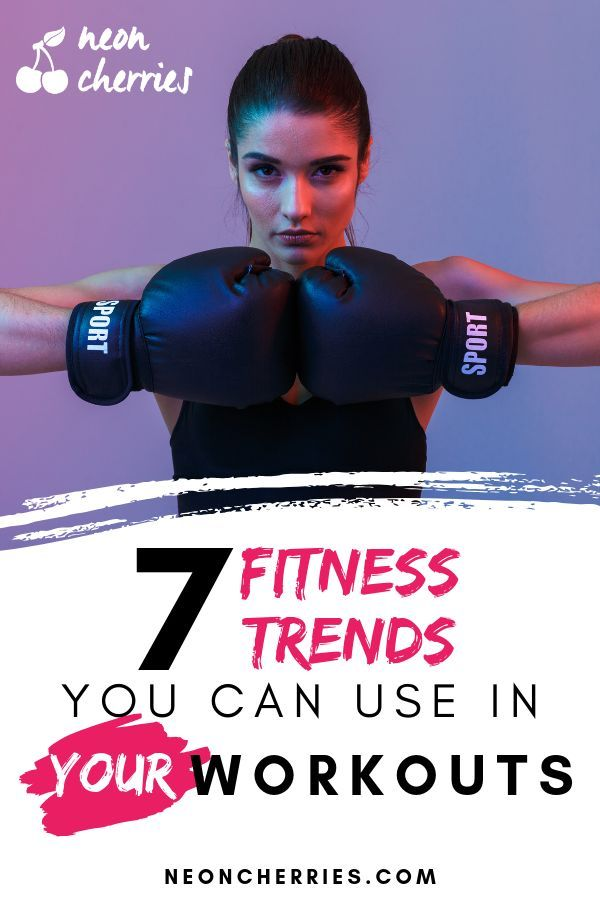 Curious about what the hottest new fitness trends …