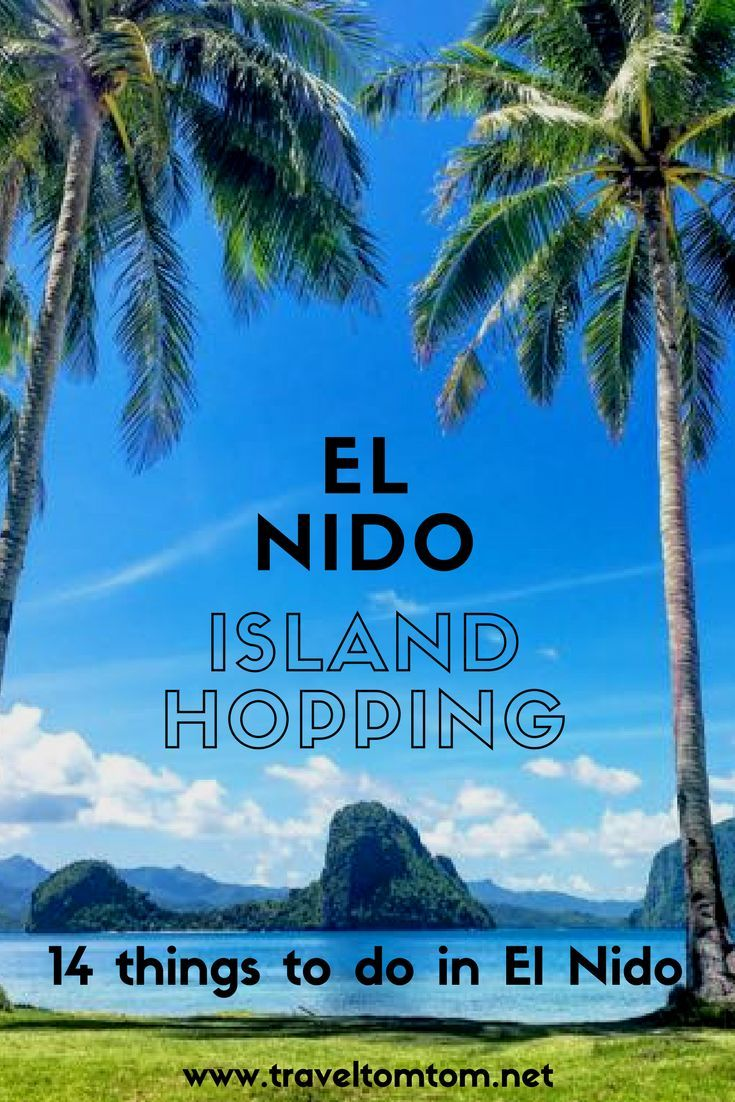 El Nido Island Hopping: 14 things to do in El Nido  Have you always been dreaming of tiny islands, deserted beaches, limestone cliffs and dramatic sunsets? It was in 2008 when I found El Nido Palawan for the first time and this year I had the chance to come back to this exotic paradise. El Nido Island Hopping should be on every travellers bucketlist.  Let me help you to not miss anything as I sum up the 14 best things to do in El Nido, plus practical info on how to get to El Nido and where…