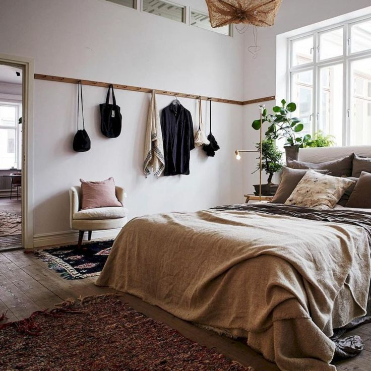Bed In Front Of The Window Pros And Cons At A Glance Pinterest Be Bed Cons In 2020 Small Apartment Decorating Small Master Bedroom Home Decor Bedroom