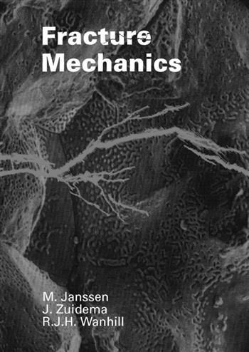 Fracture mechanics Description: Fracture MechanicsThe authors of this textbook attempt to cover the basic concepts of fracture mechanics for both the linear elastic and elastic-plastic regimes. Three chapters are devoted to the fracture mechanics characterisation of crack growth (fatigue crack growth sustained load fracture and dynamic crack growth). There are also two chapters dealing with mechanisms of fracture and the ways in which actual material behaviour influences the fracture…