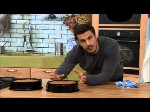 ΚΑΝΤΟ ΟΠΩΣ Ο ΑΚΗΣ: Καρυδόπιτα με σοκολάτα - YouTube