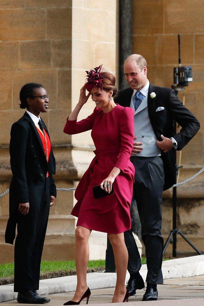 Bomboniere Matrimonio William E Kate.Royal Wedding 2 La Principessa Eugenia Di York Si E Sposata