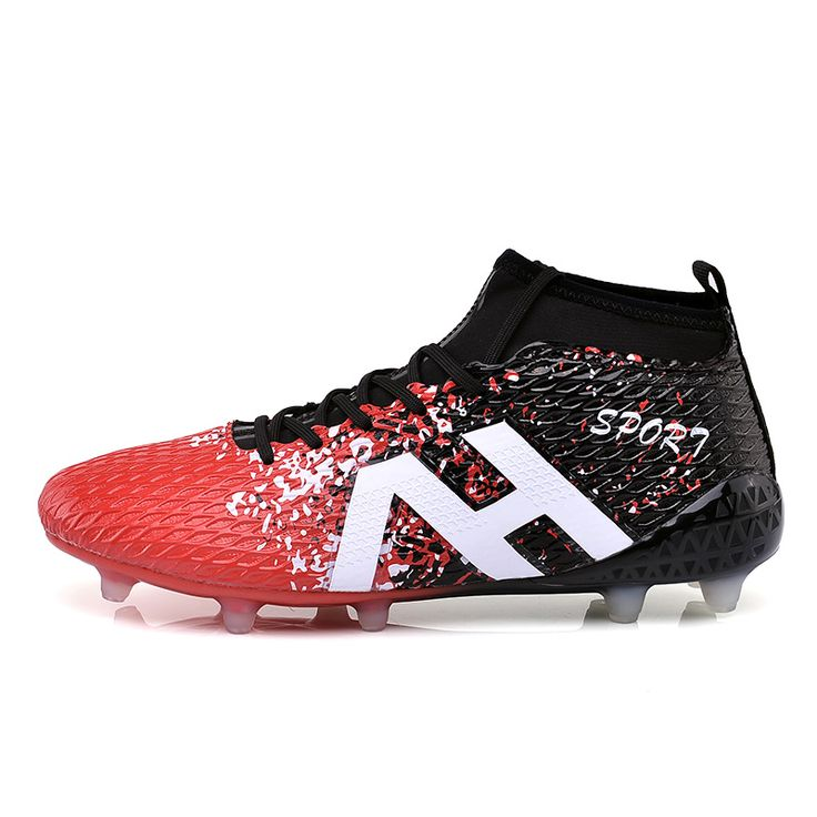 Men High Ankle Soccer Shoes Super fly indoor Football Boots  trainning sneakers Futsal Cleats For Sale Cheap Zapatos hombres #Affiliate