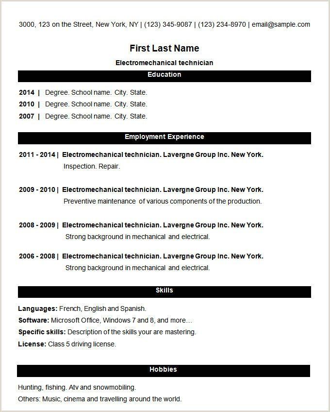 Basic Resume Format Pdf Http Www Resumecareer Info Basic Resume Format Pdf 2 Basic Resume Format Resume Pdf Basic Resume