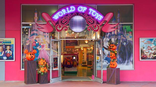 World of Toys | Winkels Disneyland Paris | Disneyland Paris