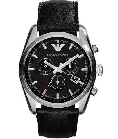 Emporio Armani Tazio Sportivo Chrono Watch AR6039 Campbell Jewellers Dublin Ireland