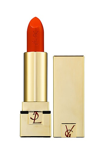 Yves Saint Laurent Rouge Pur Couture Lipstick in Le Orange #YSL
