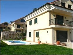 Turismo Rural en Pontevedra - CASA DE O ROSAL 15 - Casas Rurales en Pontevedra - Fotografías casas completas