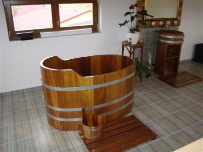 Image result for rustikální koupelny
