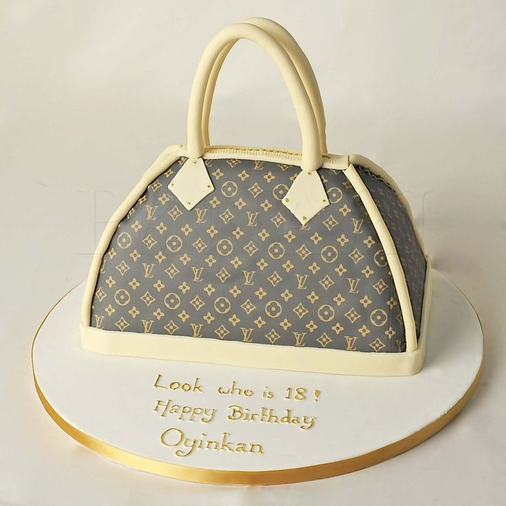 louis vuitton handbags | LOUIS VUITTON HANDBAG CAKE HG5646