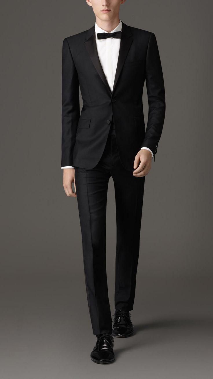 Skinny Dinner Suit | My Dress Tip