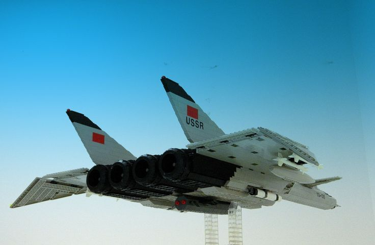 https://flic.kr/p/nX6qxH | TU-135