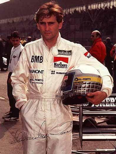 alex zanardi 1991