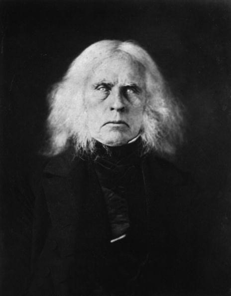 Dr. John McLoughlin... Oregon City history... creepy-looking dude.