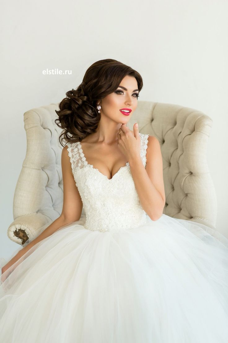 727 best Wedding Hair images on Pinterest | Wedding hair, Bridal ...